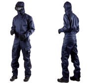 CBRN protective clothing