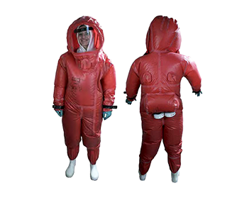 Suits for biological and chemical protection EGO